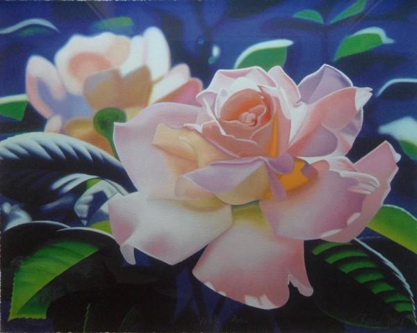 X  Art Gallery Painting