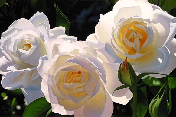 Quot Sunny Afternoon Roses Quot Brian Davis Giclee